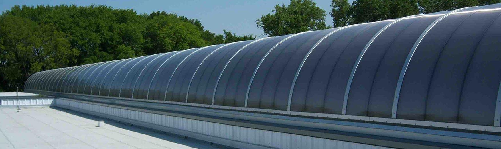 pre engineered skylights